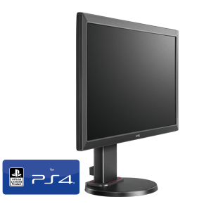 zowie rl series console esports monitor officially licensed by playstation ps4